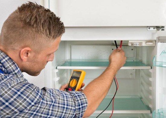 manutenzione frigoriferi roma